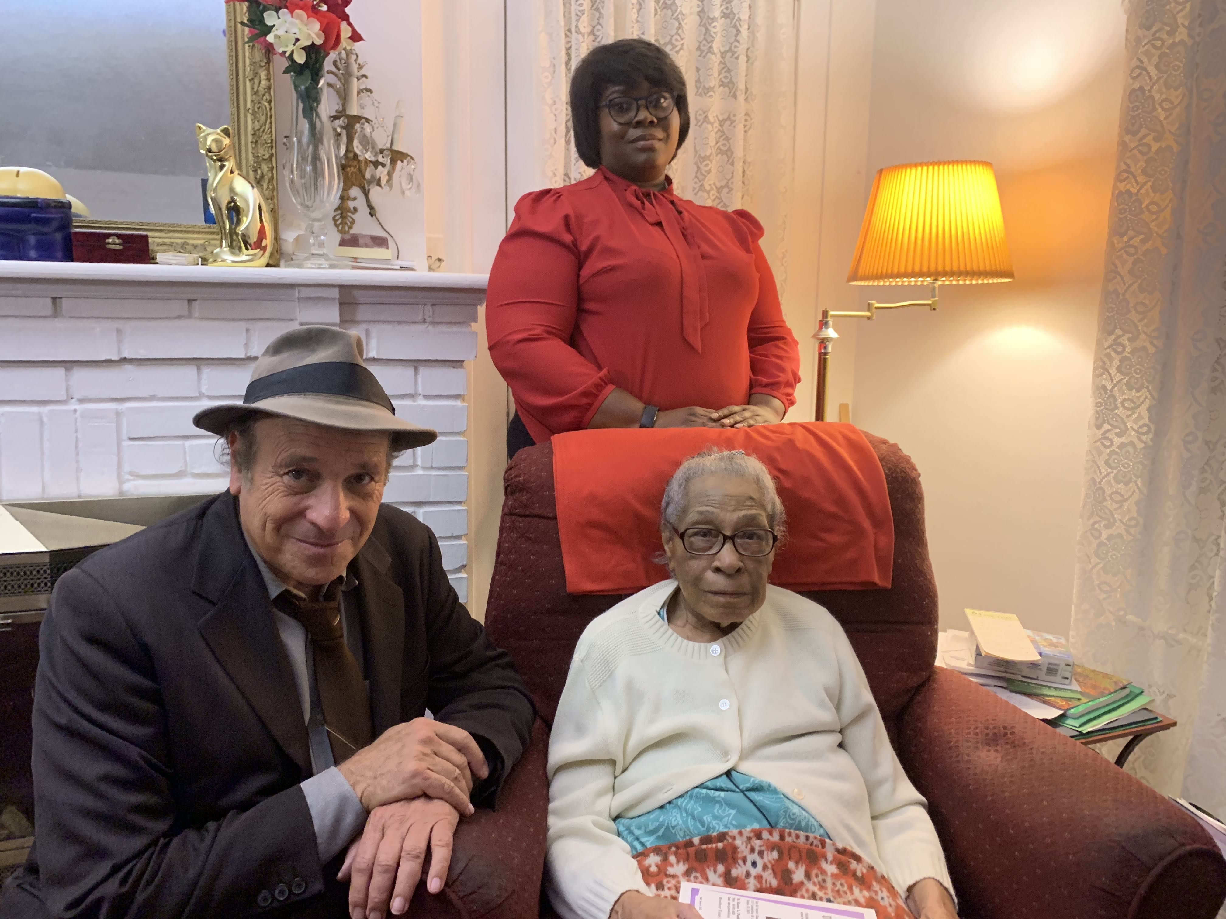 Martin Luther King's Cousin who was blocked from voting in Georgia